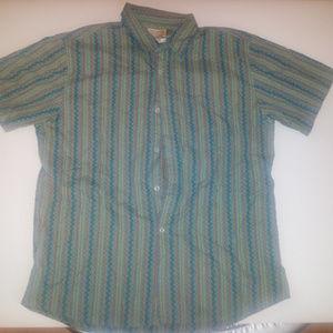 Alex Knost RCVA Men's Button Up shirt XL